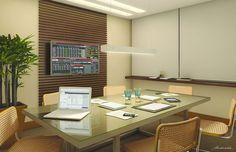 Sala de Reunião do The Green Offices