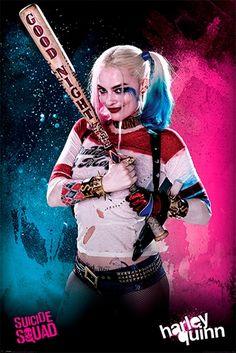Image de Poster SUICIDE SQUAD - Harley Quinn