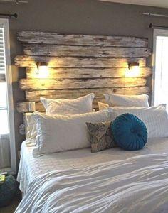 Hochwertig Kopfteil Lampe, Schlafzimmer Ideen, Master Dekorationideen Für Das  Schlafzimmer, Holzbearbeitung, Teds Holzbearbeitung