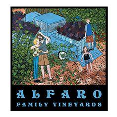"block122.com---wine sales--Alfaro, Estate ""A"" Chardonnay"