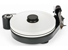 "Pro-Ject RPM 9.1, maybe known as the record player from ""The Mechanic""  Looks like a great piece of art."