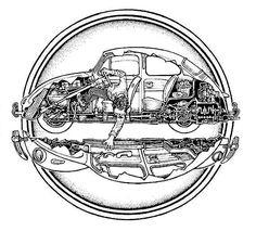Volkswagen Escarabajo (Vochos): marzo 2013