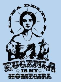 Eugenia is my homegirl