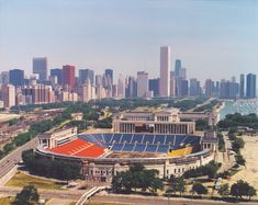 Soldier Field Chicago aerial view - Soldier Field - Wikipedia Honduras Travel, Bolivia Travel, Jamaica Travel, Mexico Travel, Soldier Field, Guatemala Beaches, Guatemala City, Norway Beach, Chicago Attractions