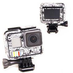 Buy US $6.29  New Product For Gopro Hero 5 Hero 6 stickers For Go Pro 5/6 Sport Camera Hero5 Hero6 Protector Case Skin  #Product #Gopro #Hero #stickers #Sport #Camera #Protector #Case #Skin  #Camera-2018