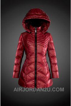 http://www.airjordan2u.com/2016-discount-moncler-down-coats-long-women-red-275717.html 2016 DISCOUNT MONCLER DOWN COATS LONG WOMEN RED 275717 Only $170.00 , Free Shipping!