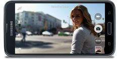 Samsung Galaxy S 5 features Selective Focus. Selective Focus allows you to focus on what's important by blurring the background and accentuating the main subject in defined detail.