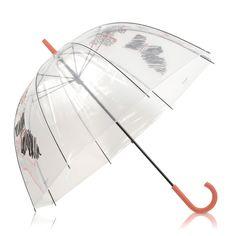 The Fleet Street non-telescopic umbrella is your secret weapon against unpredictable weather!