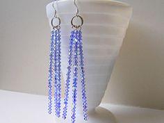 Baton by Objets d'Envy, handcrafted Swarovski crystal jewelry