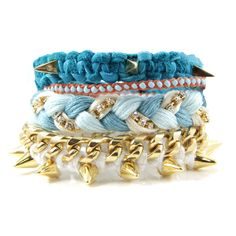 Cool Blue Stack