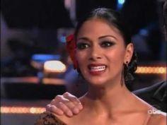 Nicole Scherzinger & Derek Argentine tango Week 9 Perfect Score 10-may-1...