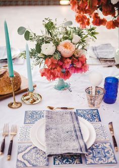 Mediterranean wedding ideas