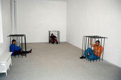 "contemporary-art-blog:    Gianni Motti,""Turnover"" 2003"