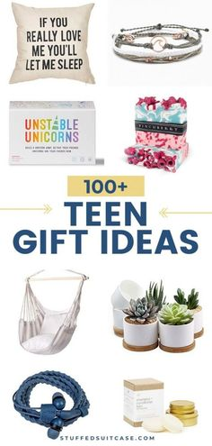 100 teenage girl gifts - perfect for Christmas! Get great gift ideas for teens plus it's updated for 100 teenage girl gifts - perfect for Christmas! Get great gift ideas for teens plus it's updated for Birthday Surprise Boyfriend, Cute Birthday Gift, 16th Birthday Gifts, Birthday Surprises, Girlfriend Birthday, Teen Birthday, Birthday Presents, Gifts For Teens, Gifts For Friends