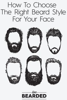 Beard Care Tips: How To Choose The Right Beard Style For Your Face | Beard Styles | Bearded Men |