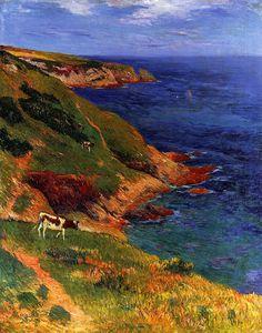 Henri Moret - Ile de Groux, 1894