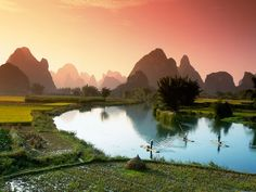 Li Jiang River