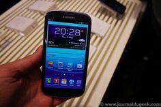 Le Samsung Galaxy S3 enfin dévoilé.