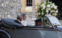 Prachtige Pippa straalt op het huwelijk van het jaar - Het Nieuwsblad: http://www.nieuwsblad.be/cnt/dmf20170520_02891623