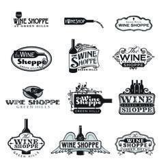 38 Best Liquor Ideas Images In 2017 Wine Logo Logos Design Wine