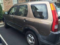 2002 Honda CRV LX