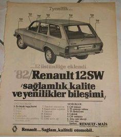 Eski Otomobil Reklam İlanlarından Derlemeler