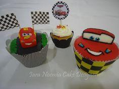 Bendito Açúcar (Iara Bolos): Carros da Disney