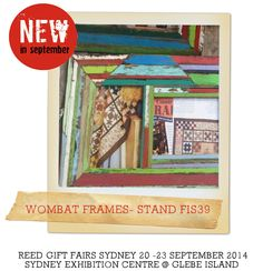 see wombat Frames at FIS39
