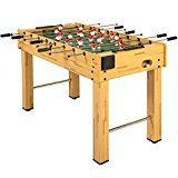 Best Choice Products 48″ Foosball Table Competition Sized Soccer Arcade Game Room football Sports