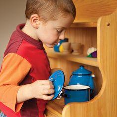 Nova Natural Toys & Crafts - sylvie's kitchen