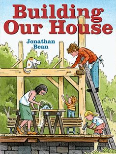 Literate Lives: On Second Thought, Building Our House is Really Good
