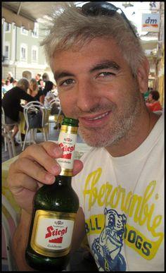 I drunk this one whilst on the edge of Wolfgansee, East of Salzburg, Austria - Sep 2010 Salzburg Austria, Beer Bottle, Tea, Drinks, Circle Of Friends, Brewing, Drinking, Beverages, Beer Bottles