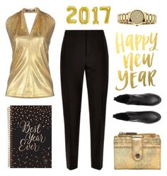 """""""New Year 2017 ts"""" by tinkertot ❤ liked on Polyvore featuring Jaeger, Stephan Janson, HOBO, Gucci and comments"""