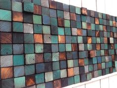 Wood Wall Art - Wood Art - Reclaimed Wood Art