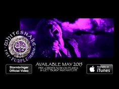Whitesnake - Burn (Official Audio) The Purple Album...a great new album showing Coverdale made abd makes history, still, with Deep Purple!