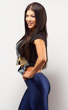 WWE Diva Rosa Mendes  #wwe #wrestling