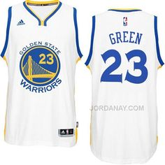 DRAYMOND GREEN GOLDEN STATE WARRIORS #23 2014-15 NEW SWINGMAN HOME WHITE JERSEY, Only$74.59 , Free Shipping! https://www.jordanay.com/draymond-green-golden-state-warriors-23-201415-new-swingman-home-white-jersey.html