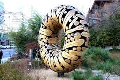 A personal favorite sculpture ~ Gangnam Korea