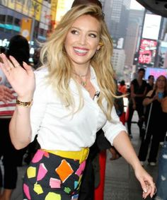 Not sure how we feel about Hilary Duff's rumored new boyfriend