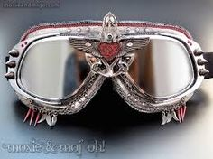Image result for burning man goggles