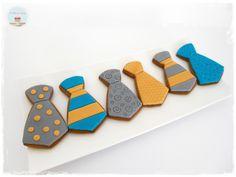 Tie Cookies