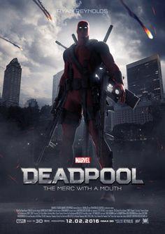 Deadpool (2016) - (very bad movie)