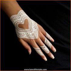henna tattoo branca tumblr - Pesquisa Google