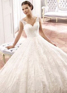 Ball Gown Wedding Dresses : Editors Pick: Eddy K Wedding Dresses Visit www.coralgables-b and take a gl