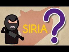Cómo explicar a un niño el conflicto de Siria - YouTube