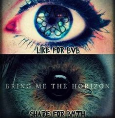Respect for bvb, never really listened to them tho.but love bmth! Kinds Of Music, Music Is Life, My Music, Asking Alexandria, Falling In Reverse, Bmth, Of Mice And Men, Bring Me The Horizon, Black Veil Brides
