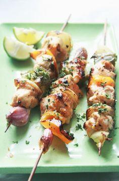 Lebanese food: Shish Taouk