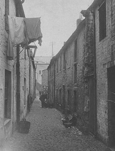 Beehive Close - King Street, Dumfries  1913