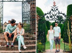 Stylish engagement photo shoot, West Midlands || Mustard Yellow Photography