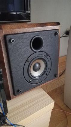 My FIRST diy speakers